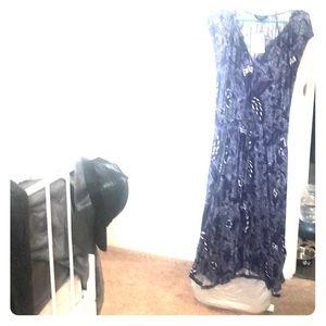Dress - boho print